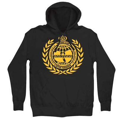 Wu Tang Clan A Better Tomorrow 2014 HOODIE BRAND NEW Without Tags RARE MEN'S (Best Mens Hoodie Brands)