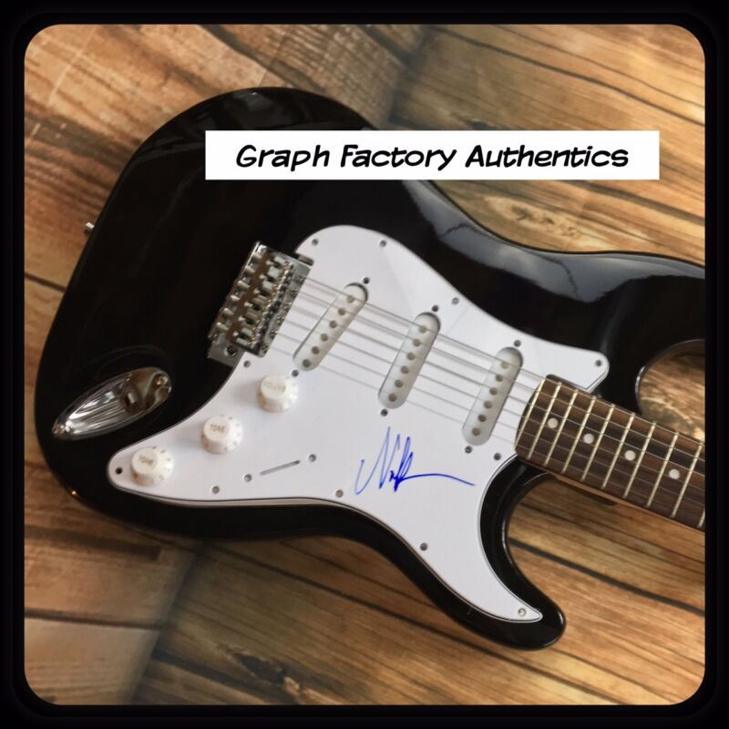 GFA Rock Star Wife * NICOLE KIDMAN * Signed Electric Guitar COA