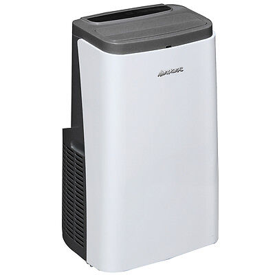 Avenger Portable Air Conditioner With Heater and Remote Control - 12,000 BTU