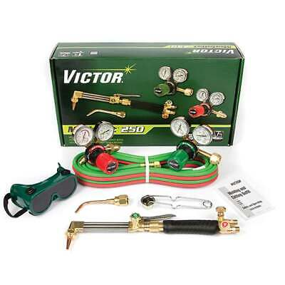 Victor 0384-2540 Medalist 250 540510 Medium Duty Acetylene Cutting Torch Outfit