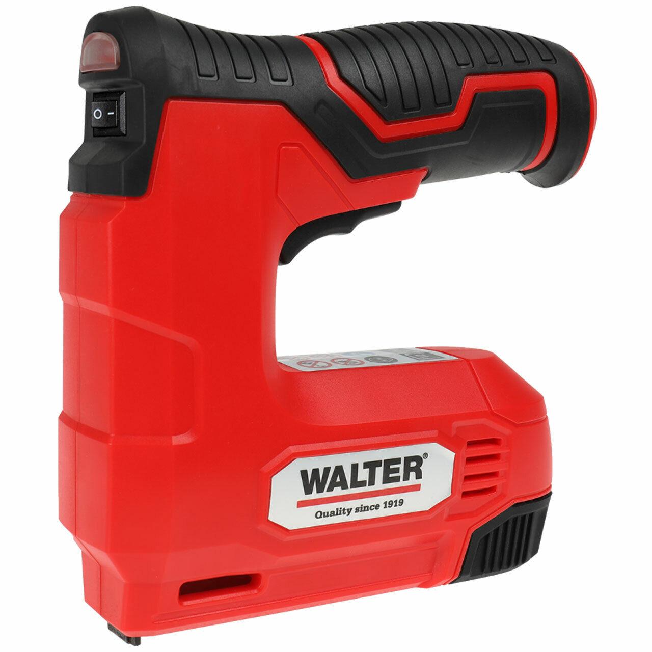 WALTER Akku-Tacker 4V