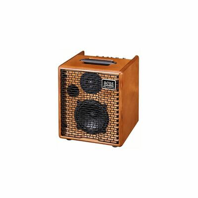 ACUS One-5T Wood - Amplifier For Acoustic Guitar