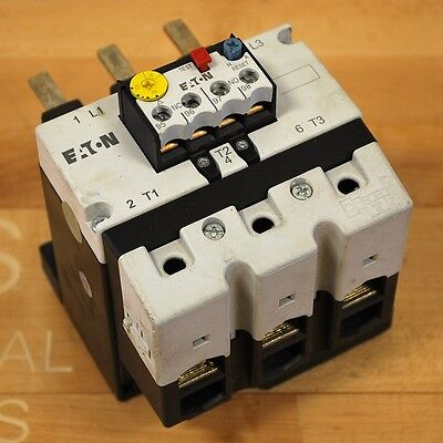 Eaton Xtob100gc1 Overload Relay 70-100 Amp Frame G Class - Used