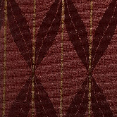 Arc Com Wool Upholstery Epingle Fabric Fanfare Berry 15 25 Yards