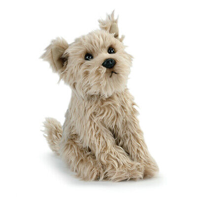 DEMDACO Chorkie Mix Rescue Breed Dog Soft Brown 10 inch Plus