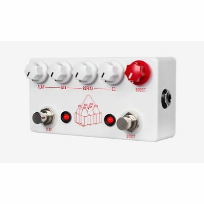 JHS PEDALS Milkman - Delay / Boost Effect Pedal