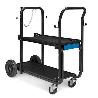 Miller 301239 Running Gear Cylinder Cart For Millermatic Multimatic Diversion