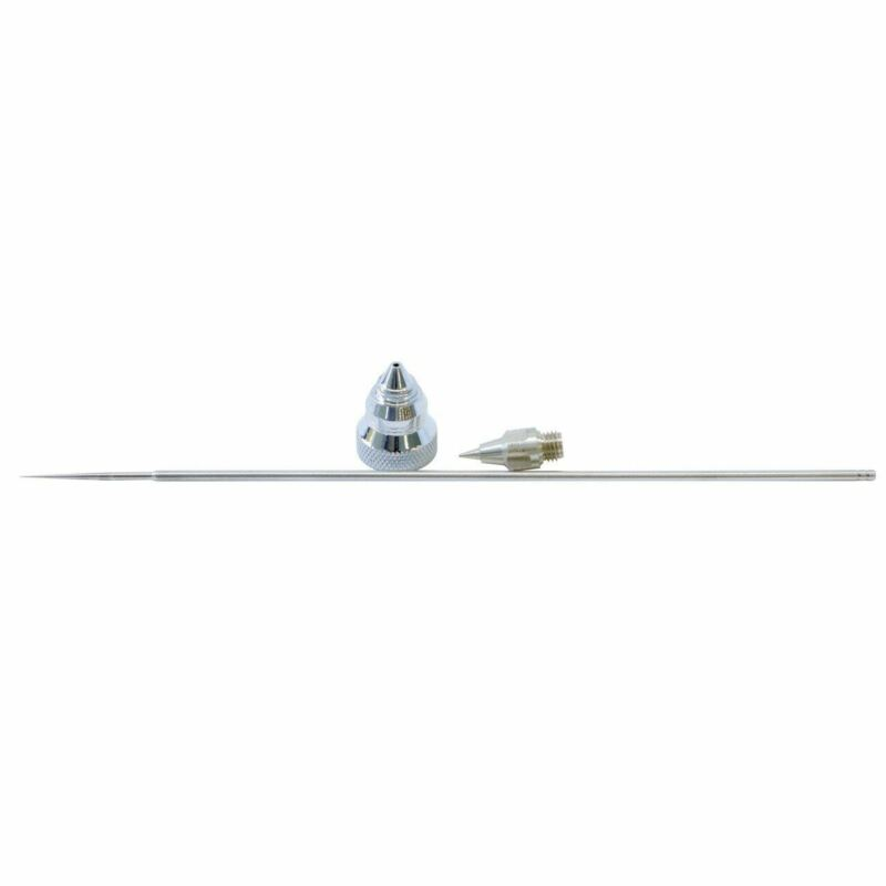 Paasche .38mm Airbrush Replacement Parts Kit, Part #T-227-2