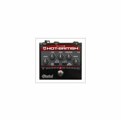 Tonebone Hot British V9 Tube Distortion - Distortion Pedal