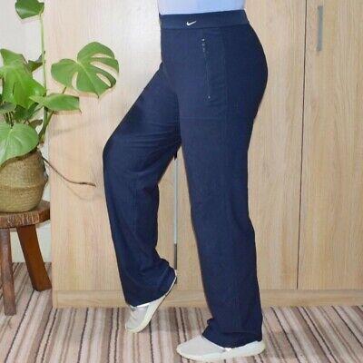 Vintage NIKE Dri Fit Yoga Gym Pants Size M Very Good Condition
