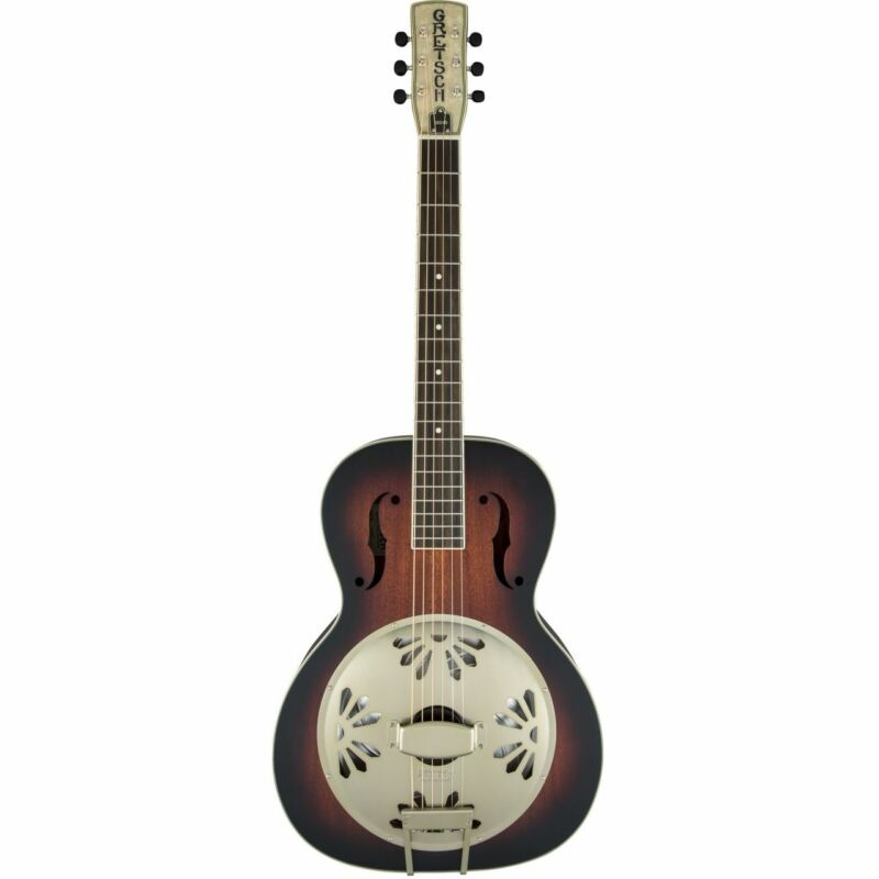 FENDER G9240 Alligator™ Resonator Guitar 2-Color Sunburst