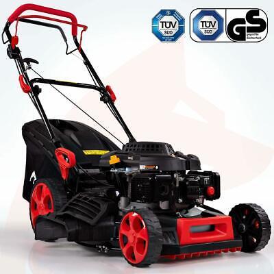 ROTFUCHS® Benzin Rasenmäher mit Radantrieb GT Markengetriebe 4,4kW (6PS)
