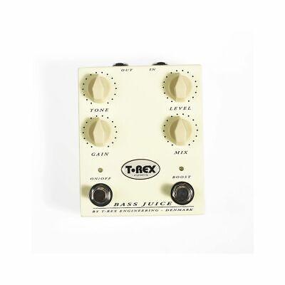 T-REX Bassjuice - Bassverzerrer With Boost