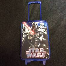 Disney Star Wars Child Roller Suitcase-Brand New with tags Manning South Perth Area Preview