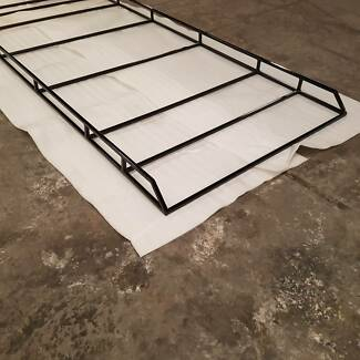 quality tradesmans steel roof rack-3.1 long & 1.4 meter wide