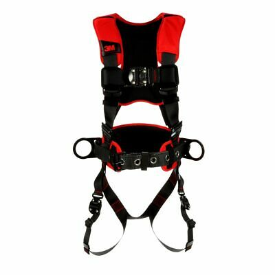 3m Protecta Comfort Construction Style Positioning Harness Sz. Ml 1161201
