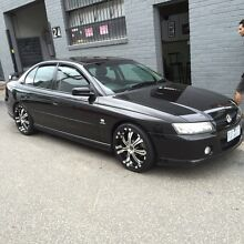 Holden sv6 dual fuel auto Taylors Lakes Brimbank Area Preview