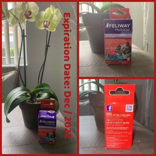 FELIWAY MultiCat Refill For Cats Exp. 5/23 Brand New  - $13.99