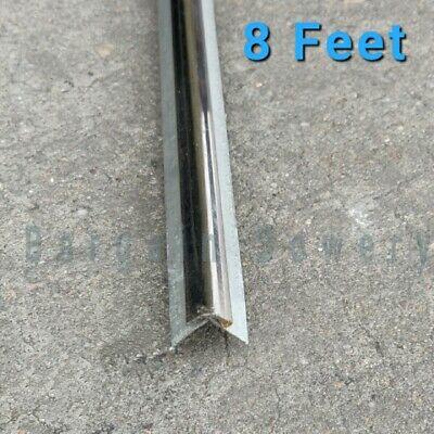 96 8 Ft Stainless Steel Outside Corner Molding For Stainless Steel Sheet