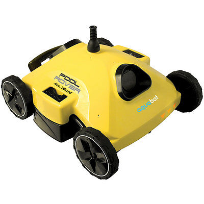 Pool Rover S2-50 Robotic Pool Cleaner for Above-Ground and Small Inground