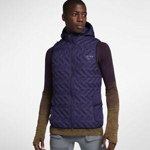 53dbb098 Mens NikeLab Gyakusou Undercover Aeroloft Running Vest 910796-570 Size XL  NEW