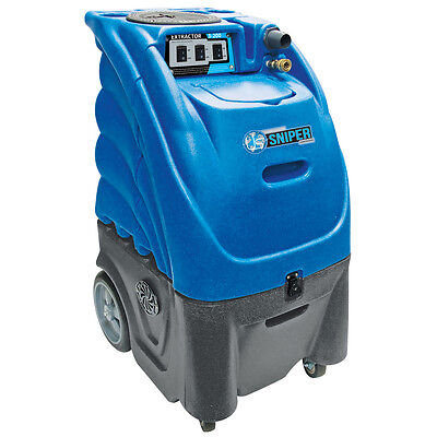 Heated 500 Psi Dual 3 Stage Sandia Carpet Cleaning Extractor Machine 80-3500-h