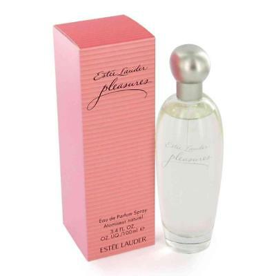 PLEASURES by Estee Lauder 3.4 oz edp Perfume for women NEW IN BOX