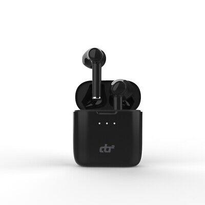 DA2 Decibel Atmosphere Wireless Bluetooth Waterproof Ear Buds (Black)