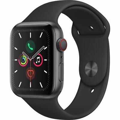 Apple Watch Series 5 44 mm GPS + Cellular (2019 ) Space Grey Aluminium Case