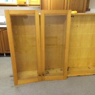 Kitchen cupboard - glass fronted Coogee Eastern Suburbs Preview