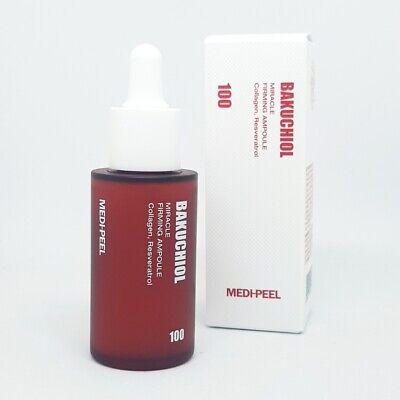 Medi Peel Bakuchiol Miracle Firming Ampoule 30ml Anti Wrinkle Collagen K-Beauty