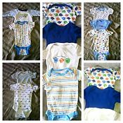 Newborn Boys Onesies Carters