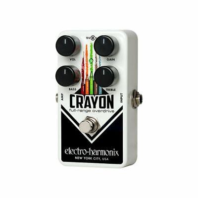ELECTRO-HARMONIX Crayon 69 Full-Range Overdrive - Distortion