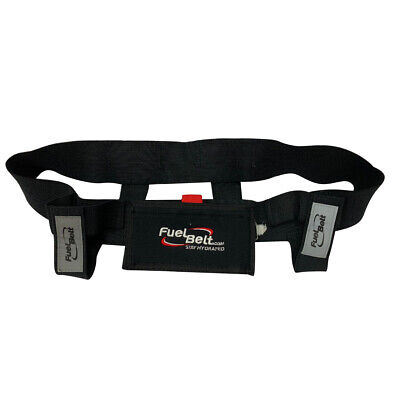 FuelBelt 2015 The Slide Hydration Bottle Carrier Black One Size Fuel Belt BC1428-00-03