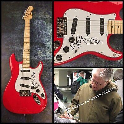 GFA Stephen Stills Richie * BUFFALO SPRINGFIELD * Signed Electric Guitar AD1 COA