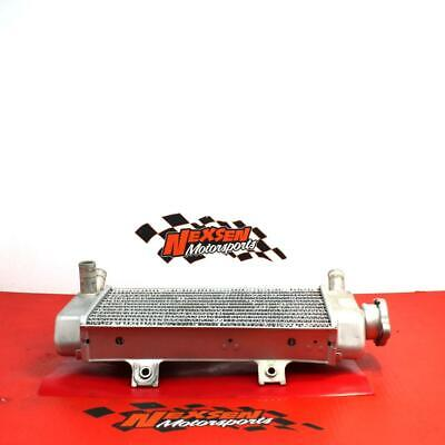2004 Honda Crf250r Right Engine Motor Cooling Cooler Radiator