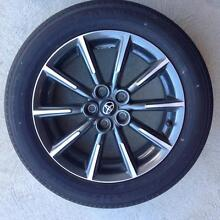 Toyota 86 GT BRZ Wheel Tyre Spare Enkei City North Canberra Preview