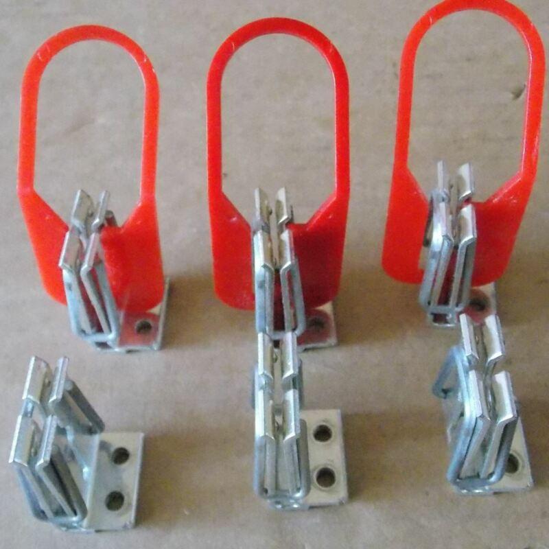 NEW Cutler Hamer C351KE23-63 Fuse Clip Kit 105A 250V