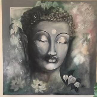 Stunning Buddha Painting