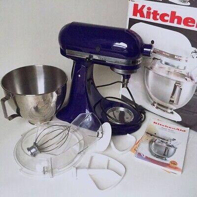 KitchenAid Ultra Power Mixer Cobalt Blue