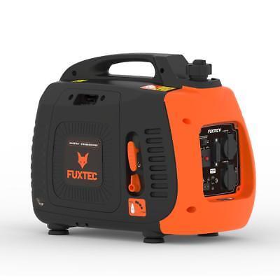 FUXTEC Inverter FX-IG12 Stromerzeuger Generator Stromaggregat Wechselrichter
