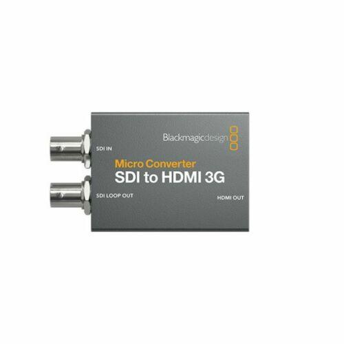 Blackmagic Design Micro Converter SDI/HDMI 3G & Power Supply USED