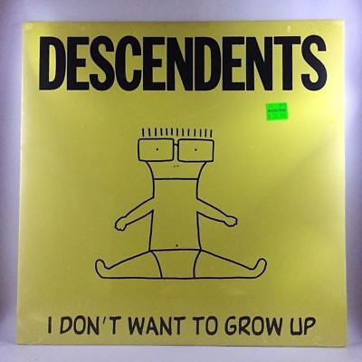 Descendents - I Don't Want to Grow Up LP NEW](I Dont Want To Grow Up)