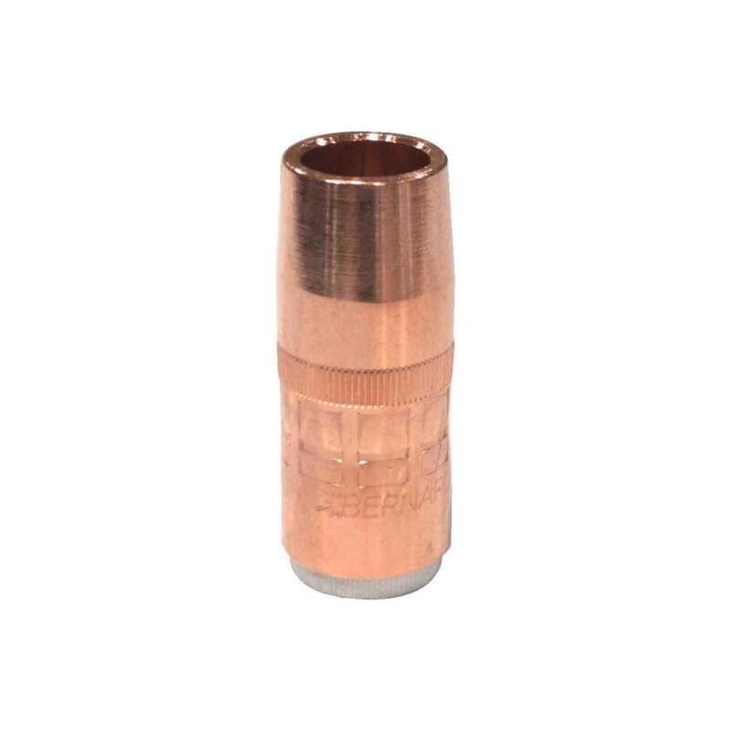 Bernard N-3414C Nozzle Centerfire 3/4 Orifice 1/4 Recess Copper 10 pack