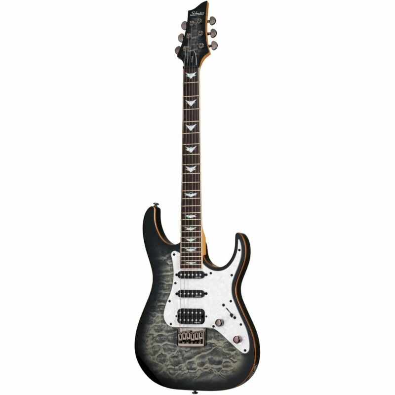 SCHECTER Banshee 6 Extreme E-Guitar IN Charcoal Burst