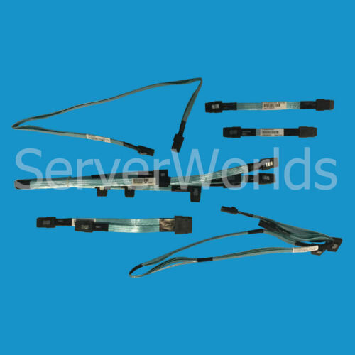HP 784629-001 Mini SAS Cable Kit - 6 Cables
