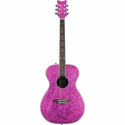Brand New 14-6772 ROCK CANDY BASS Diamond Sparkle Daisy Rock Guitars