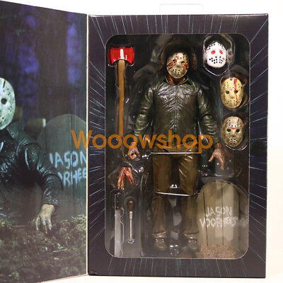 Jason Part 12 (NECA Friday The 13th Part 5 Jason Voorhees Ultimate 7