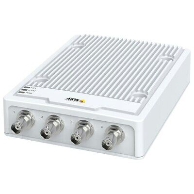 Axis M7014 4 Channel Video Encoder Analog To Ip Encoder 0415-004
