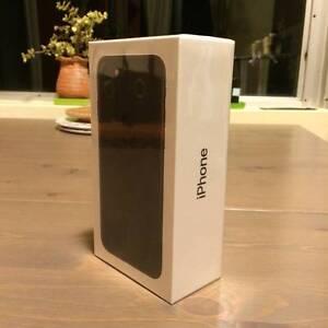 BRAND NEW! iPhone 7 Black 128GB - Latest Model! Sydney City Inner Sydney Preview